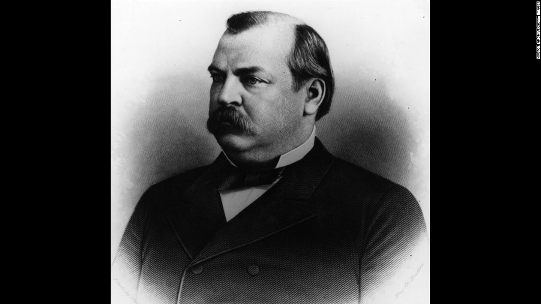"Grover Cleveland suffered from obesity and gout and was treated for cancer in his jaw while in office. <br /><br />""President Cleveland was one of the most compelling stories of concealment in the high office,"" said Jerrold Post, professor emeritus of psychiatry, political psychology and international affairs at George Washington University. ""He was brushing his teeth one day and found a lump on roof of the mouth. Instead of telling the public, he smuggled his dentist, head and neck surgeon and surgical team onto a pleasure yacht, where they removed the roof of his mouth to get rid of the carcinoma. He emerged a week later complaining of a toothache."""