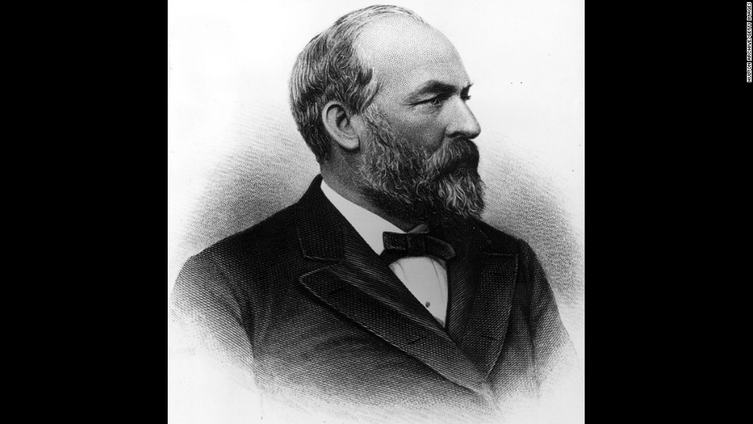 "James Garfield, the 20th president, enjoyed an occasional bowl of squirrel soup, according to a 2014 report in <a href=""https://www.washingtonpost.com/local/which-president-loved-squirrel-soupnew-white-house-visitor-center-tells-all/2014/09/09/82fc3fe4-376c-11e4-8601-97ba88884ffd_story.html"" target=""_blank"">The Washington Post</a>."