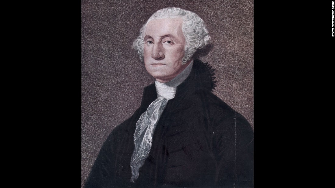 Opinion washington george got it right cnn for Did george washington live in the white house