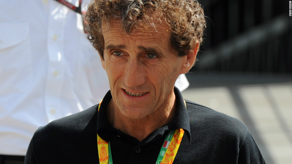 Frenchman Prost won the French Grand Prix on six occasions.