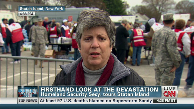 Was the government ready for Sandy?