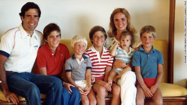 Meet the Romneys