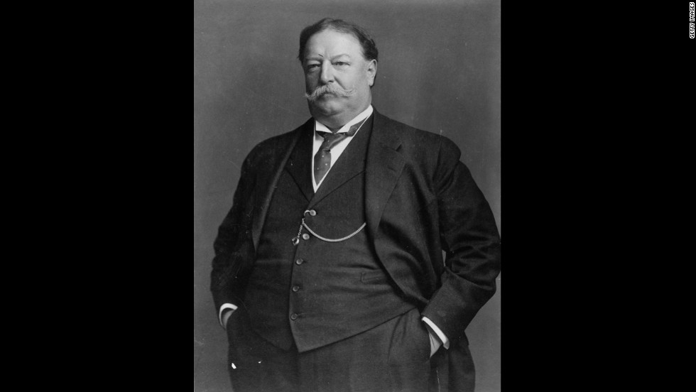 William Howard Taft (1909-1913) also served as the Chief Justice of the U.S. Supreme Court in his post-presidency years. During his re-election bid, he managed to win only eight of 531 electoral votes -- the poorest performance of an incumbent president seeking re-election.