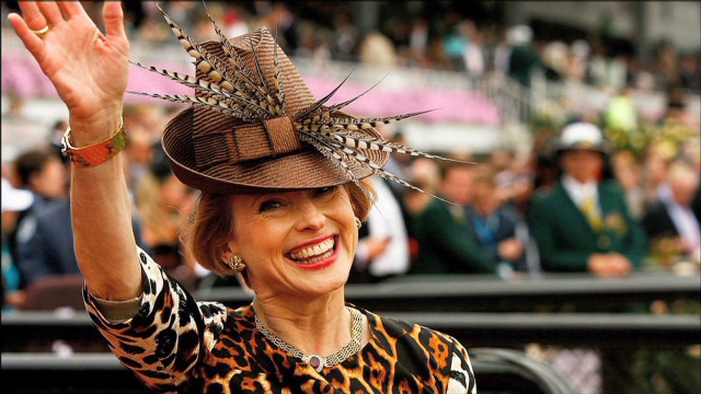 First lady of Australian horse racing