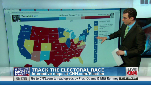 CNN's interactive election tools