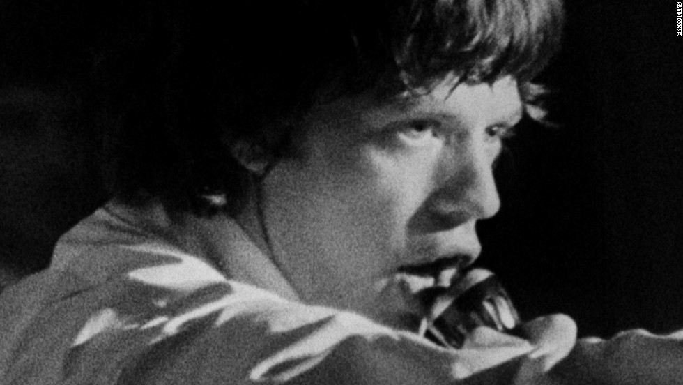 "Mick Jagger from ""The Rolling Stones: Charlie Is My Darling — Ireland 1965"""