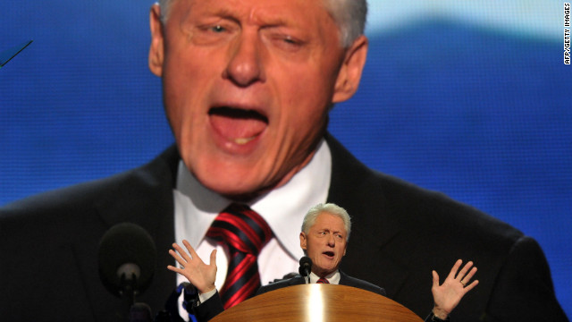 Bill Clinton's speech | September 5, 2012