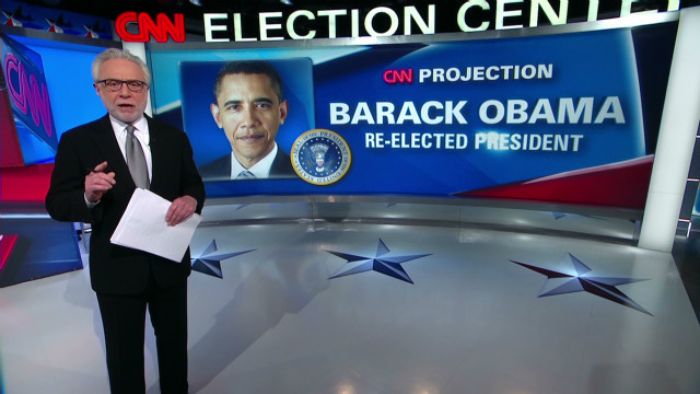 How election night unfolded on CNN