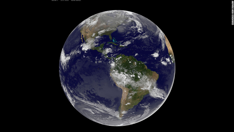The Western Hemisphere was relatively calm on Sunday, November 4,  at 12:45 a.m. ET.