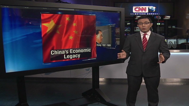 Can China's new leader maintain growth?