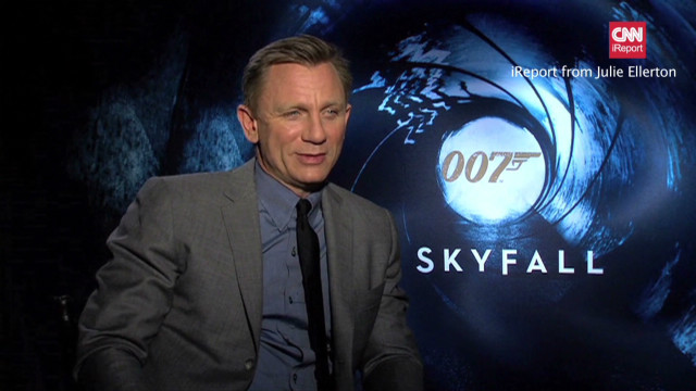 The spectacular stunts of James Bond