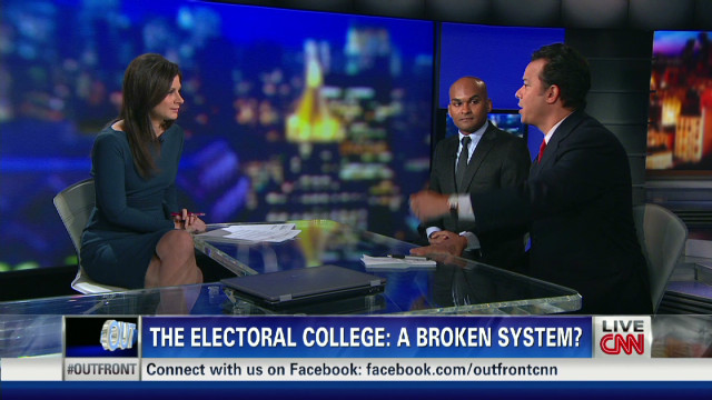 Electoral college comes under scrutiny