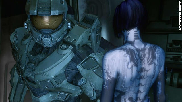 Microsoft's digital assistant for its Windows Phone 8.1 is named after Cortana, a character from Halo video game series.