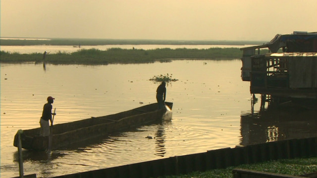 How Congo River controls wealth