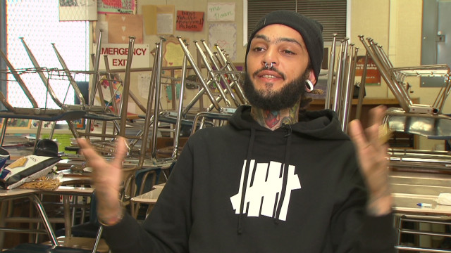 Gym Class Heroes on their rise to fame