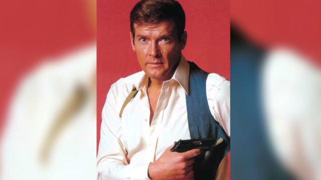 Roger Moore looks back at playing Bond