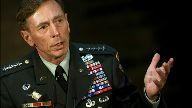 Stone: Petraeus is a 'showman'