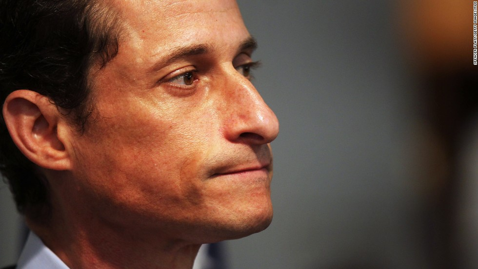 "U.S. Rep. Anthony Weiner made ""my Twitter was hacked"" the new ""dog ate my homework"" in June 2011, after his account was used to send salacious selfies to a woman who was not his wife. The unfolding scandal made him the first congressman to resign over a tweet."