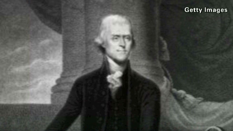 Flaws and brilliance of Thomas Jefferson