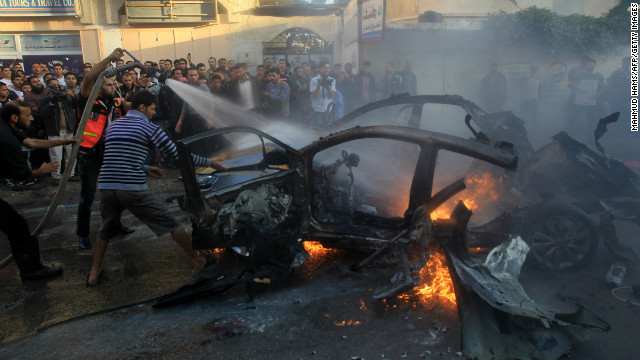 Q&A: What is Hamas?