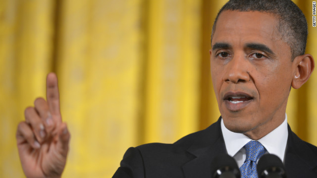 Obama: Fiscal cliff a 'solvable' problem
