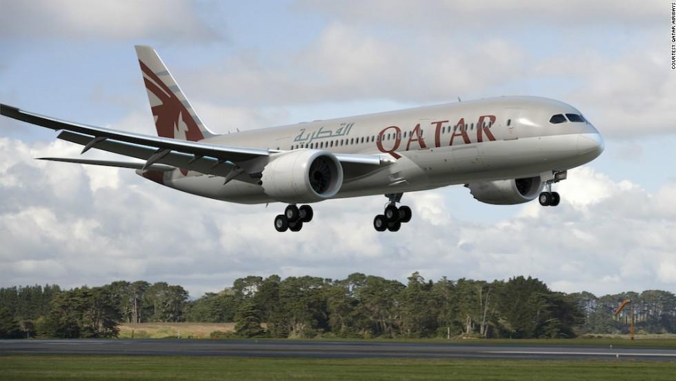 Qatar Airways upping ID checks post MH370 - CNN Video