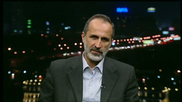 Syria's new opposition leader
