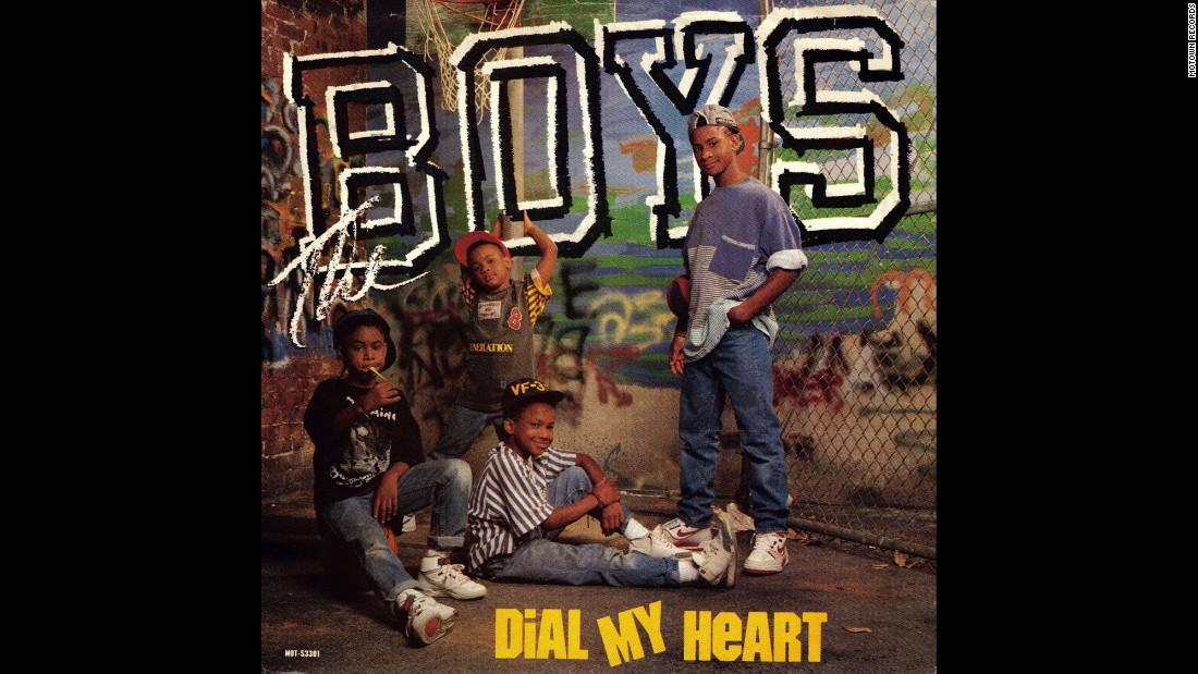 "The Boys released three albums between 1988 and 1992. ""Dial My Heart"" was the debut single from brothers Khiry, Hakim, Tajh and Bilal Abdulsamad.<br />"