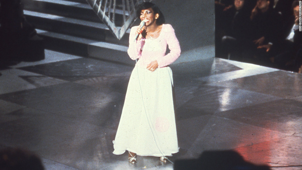 "Stephanie Mills performed ""Heart Attack"" in 1981."