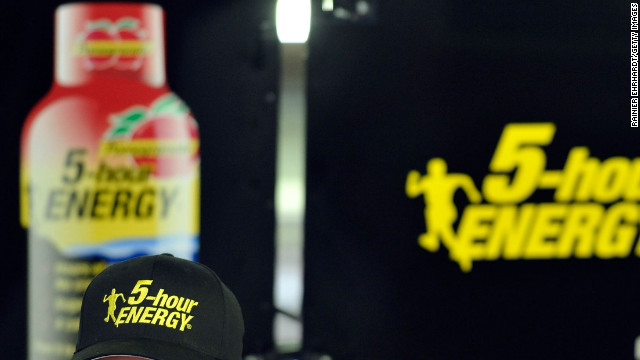 FDA checking reports about 5-hour ENERGY