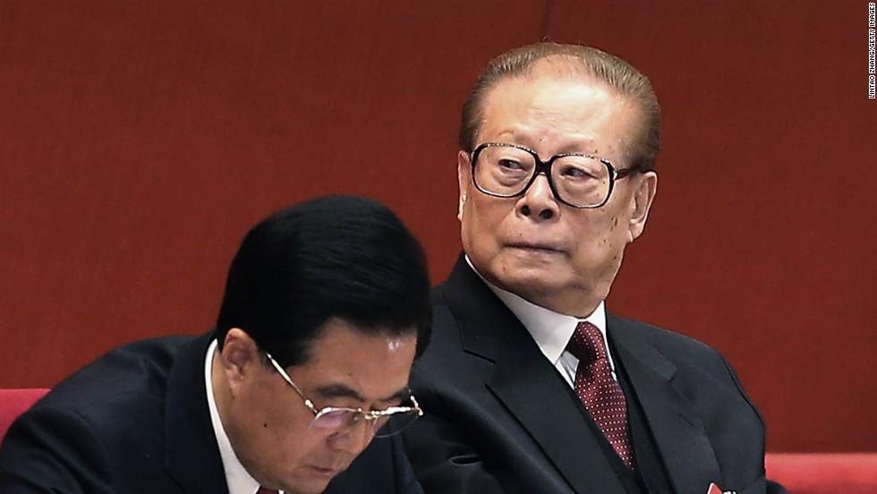 Jiang Zemin Fast Facts