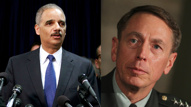 bts holder petraeus investigation