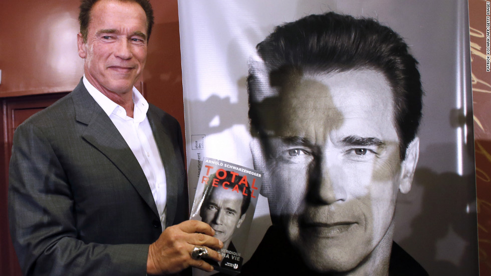 "Former actor and California Republican Gov. Arnold Schwarzenegger made headlines in 2011 when his longtime wife, journalist Maria Shriver of the Kennedy clan, filed for divorce after learning Schwarzenegger had fathered a son with the couple's housekeeper. Schwarzenegger recently began <a href=""http://piersmorgan.blogs.cnn.com/2012/10/02/arnold-schwarzenegger-on-his-extramarital-affair-what-ive-done-is-just-about-the-stupidest-thing-that-any-human-being-can-do/"" target=""_blank"">talking publicly</a> about the affair, released an autobiography and made a <a href=""http://marquee.blogs.cnn.com/2012/10/26/schwarzenegger-conan-ten/"">return to acting</a>. He has said he hopes to <a href=""http://www.cnn.com/2012/10/03/us/schwarzenegger-interview/index.html"" target=""_blank"">win Shriver back</a>."