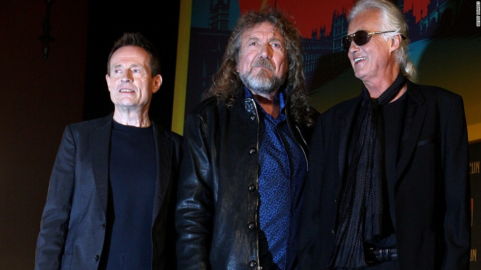 More than a quarter-century after their 1980 breakup, Led Zeppelin (with Jason Bonham on drums) played a tribute concert to the late Atlantic Records founder Ahmet Ertegun. The 2007 show, at London's O2 Arena, is now available on a three-disc collection on both CD and DVD. (A deluxe edition includes a DVD of rehearsals.) Been a long time since they rock 'n' rolled. (Swan Song/Atlantic, two CDs/one DVD)