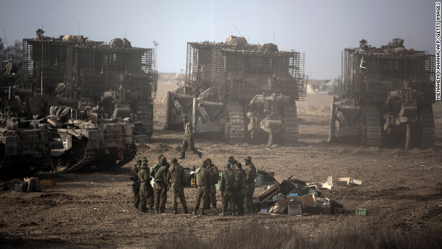 Israel braces for a ground war