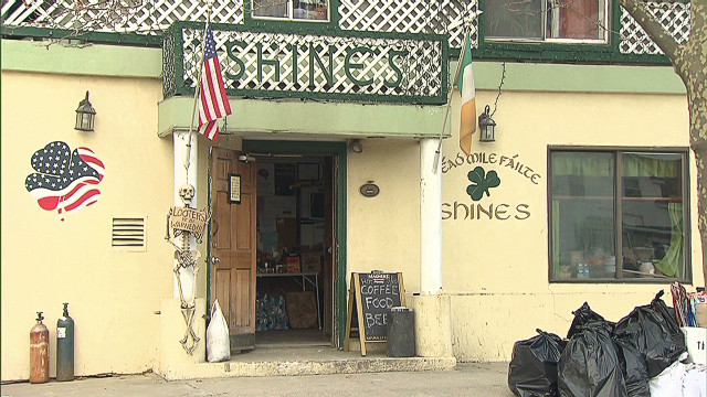 Long Beach bar helps victims of Sandy