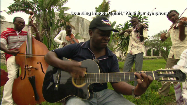 DRC orchestra thrives against all odds