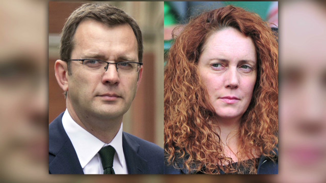 Former NOTW editors charged with bribery