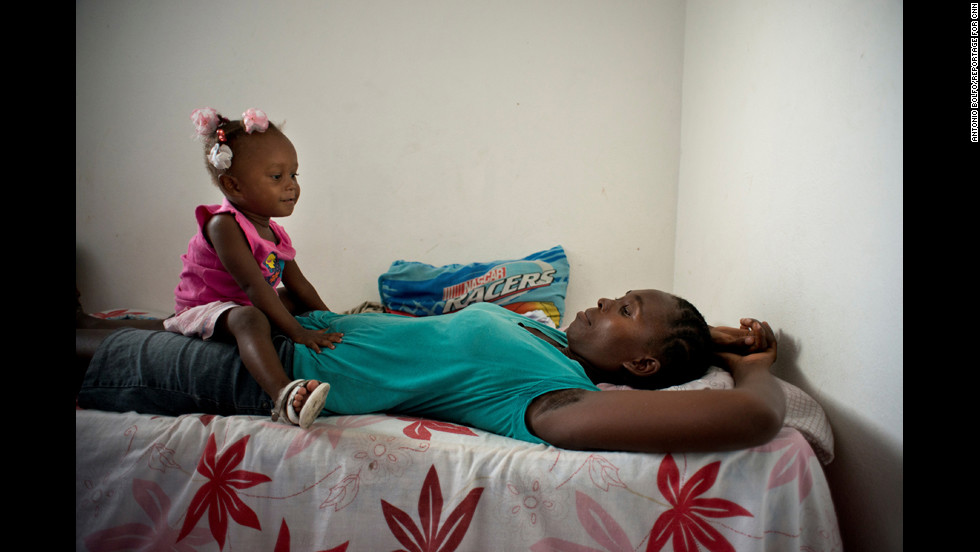 In one Haiti study published in January by the Center for Human Rights and Global Justice, 14% of households reported that at least one member of the household had been a victim of sexual violence since the earthquake.