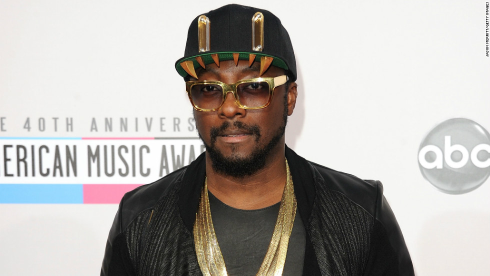 """Me and my family are gettin' down this Thanksgiving,"" Will.i.am told us November 19.  ""And we're going to have conversations about health and taking care of our bodies, [to] live as long as we can so we can enjoy each others' company and perspective and love and support."""