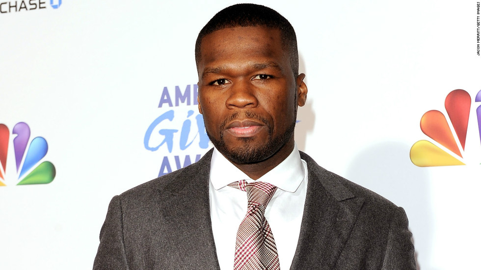 """I'll be at my grandmother's. I gotta make it back to her around the holidays because she worries about me,"" said 50 Cent."