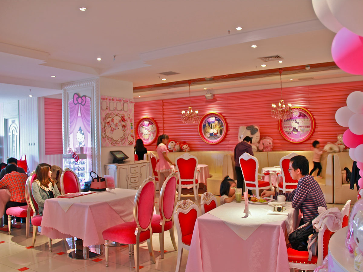 Hello Kitty Restaurant Is Terribly Cute And Its Food Is Just Terrible Cnn Travel