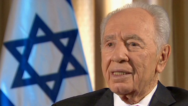 Shimon Peres: Work is the best vacation