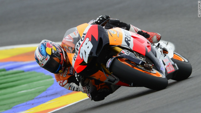 Dani Pedrosa won't be appearing in Argentina next year after the race at Termas de Rio Hondo  was canceled.