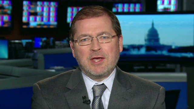 OutTake: Avlon on Norquist pledge
