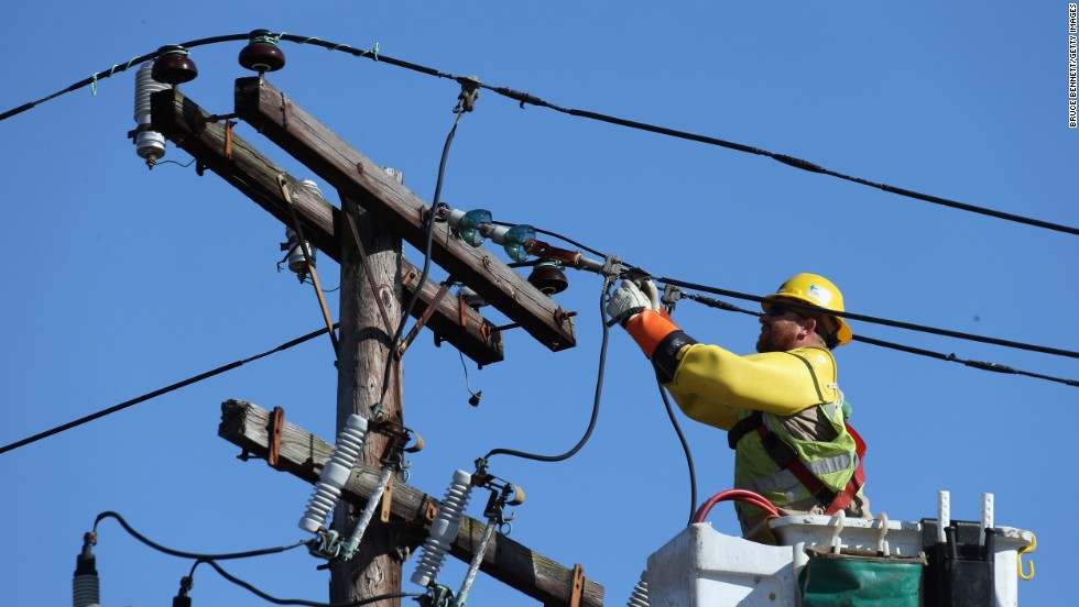 Congressman: National power grid frequently attacked