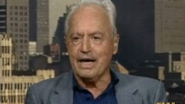 Marvin Miller appears on a CNN show in 1997