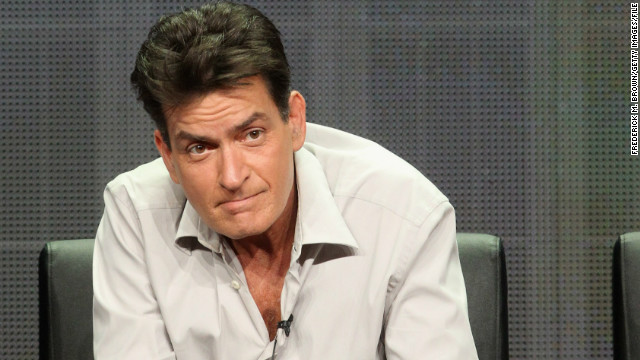 Charlie Sheen has expressed interest in returning to the show that fired him.