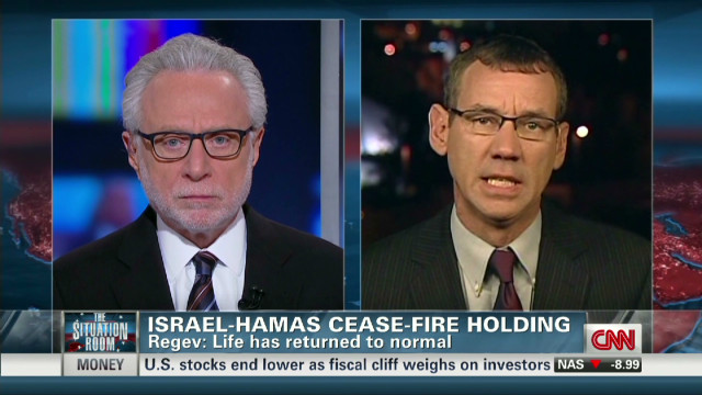 Israel-Hamas cease-fire holding