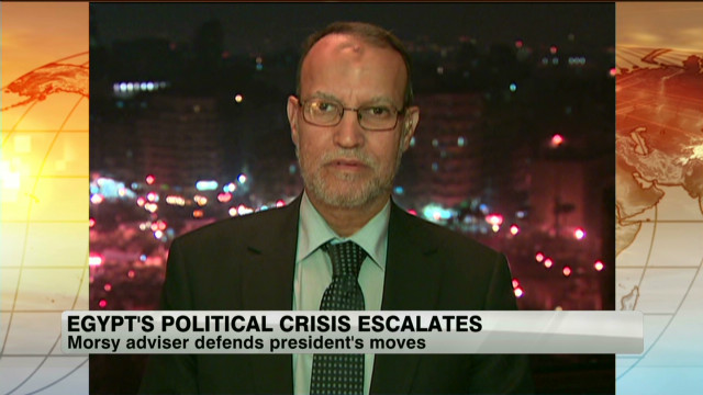 Egypt's crisis over within 15 days?